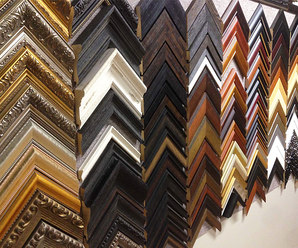 We have a large range of mouldings to compliment your piece!